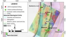 Boreal Intersects High-Grade Copper Gold at Burfjord Project