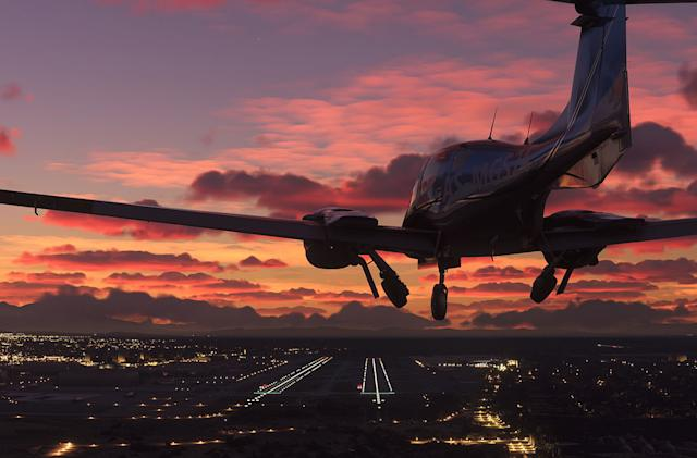 Microsoft's Flight Simulator won't require a super-powerful PC rig
