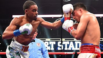 How Spence Jr. cut Garcia down to size