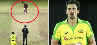 'What the hell': Disbelief over 'crazy' scenes in T20