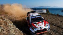 Rallye - WRC Turquie - Rallye de Turquie : victoire d'Evans, Loeb sur le podium