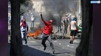 Clashes In Jerusalem For Palestinian Funeral