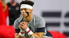 How Bears' 2021 schedule may impact when Justin Fields plays