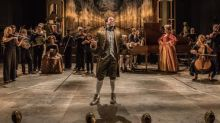 'The National's Olivier theatre needs bodies and music – it's a modern cathedral'
