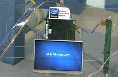 Video: Moorestown MID platform taken for a spin around the Intel labs