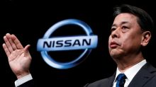Nissan CEO sees earnings, cashflow under pressure this business year