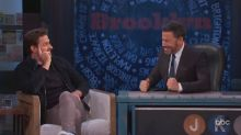 John Krasinski plays epic practical joke on Jimmy Kimmel to revive prank war
