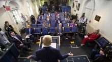 White House Correspondents' Association boots OAN from briefing rotation
