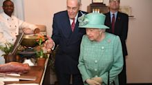 The Queen's hiring a chef - but the salary's way under the UK average