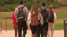 Several colleges suspend students for not following social-distancing guidelines