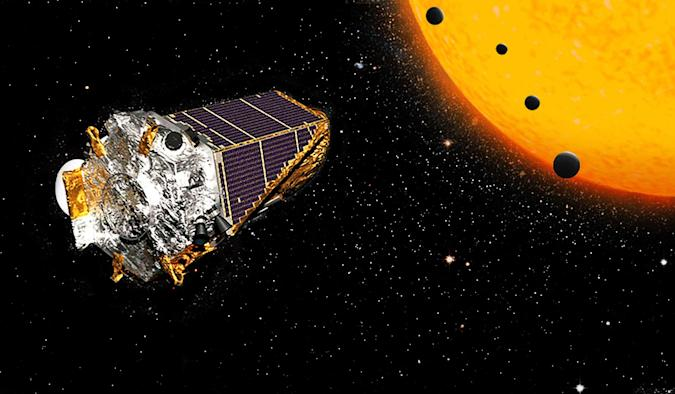 Kepler space telescope spots two planets that might support life