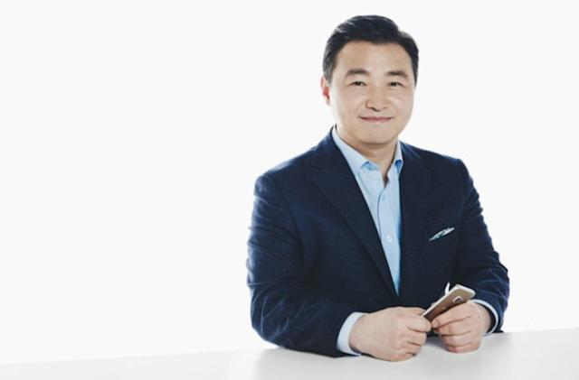 Samsung appoints Roh Tae-moon as its new smartphone CEO