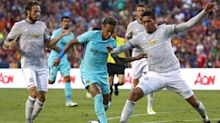 Barcelona 1 Manchester United 0: Neymar nets to down Reds