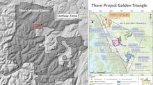 Brixton Metals Samples 68.8 g/t Gold at its Thorn Project in the Golden Triangle and Announces an Upsized and Fully Subscribed $5,500,000 Private Placement