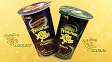 Yan Yan launches new flavours - tiramisu and matcha
