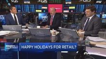Happy holiday for retail?