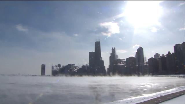 Extreme cold returns to Chicago just in time for Polar Plunge