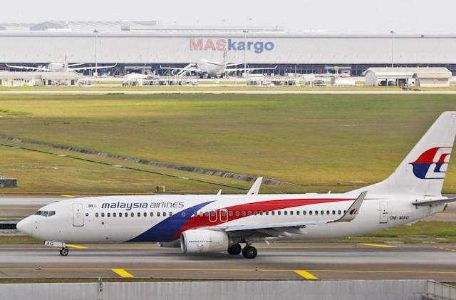 Malaysia Airlines will be first to monitor its planes by satellite