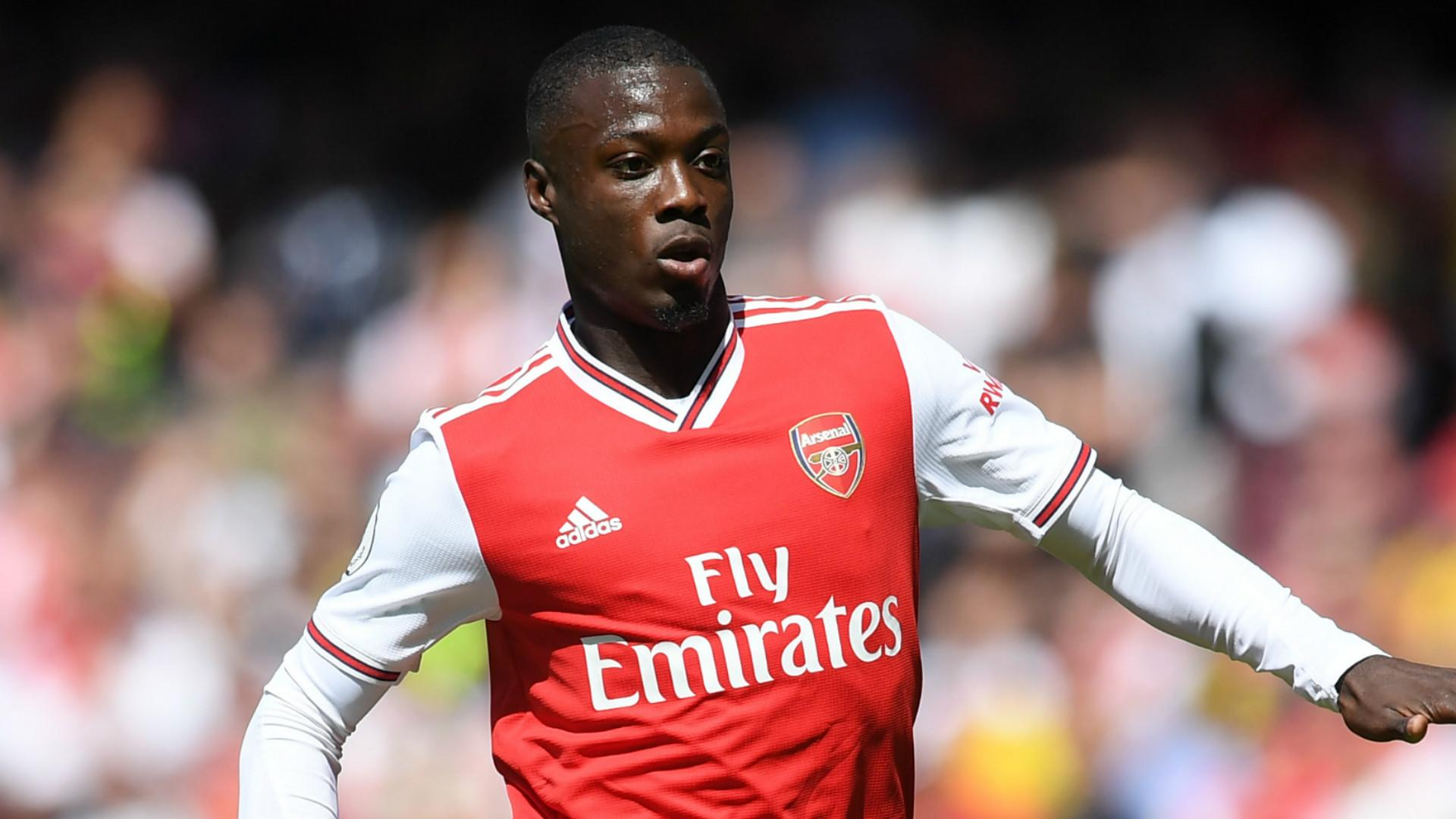 Image result for nicolas pepe arsenal