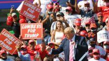 Atacado por Obama e Biden, Trump se mostra otimista a poucos dias das eleições