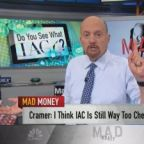 Cramer: Tinder co-founders' lawsuit makes IAC stock even ...