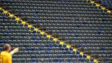 Clubs grumble as Bundesliga goes back behind closed doors