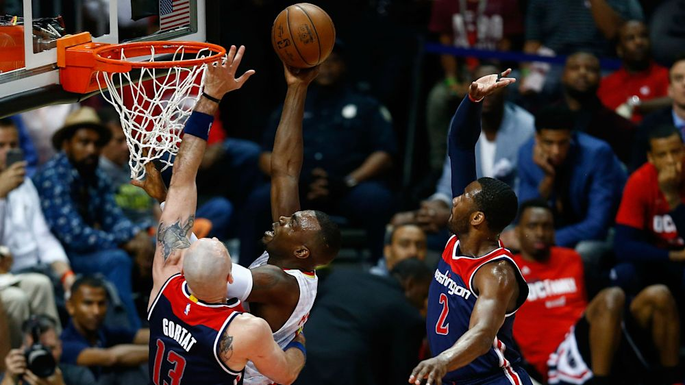 NBA playoffs 2017: Behind Paul Millsap's 'winning play,' Hawks even series with Wizards