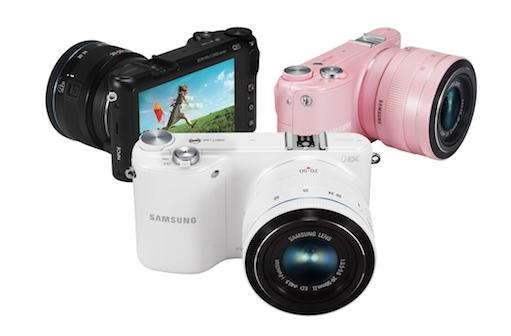 Samsung outs $650 NX2000 camera with 20.3MP sensor, NFC, WiFi and touchscreen