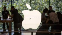 Stocks Down, Banks Break Out; Will Apple's Growth Moderate In The Future?