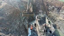 British enthusiasts restoring WW2-era LTV that spent 74 years buried