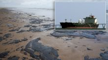 'Ghost ship' could be behind major environmental disaster
