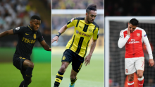 Gossip: Manchester City 'close on £50m Alexis', Arsenal 'Lemar bid snubbed', Aubameyang 'set for China'