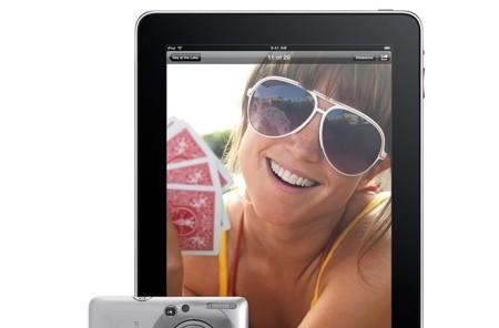 Apple looking to hire camera expert, iPad Camera Kit to support USB audio?