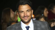 Peter Andre appealed to Australian embassy to help him visit his mum and dad