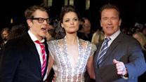 Schwarzenegger Premieres 'Last Stand' in London