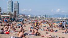 Coronavirus: Fears of second wave in Spain as case rate triples