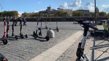 El patinete eléctrico, una especie invasora en las ciudades italianas