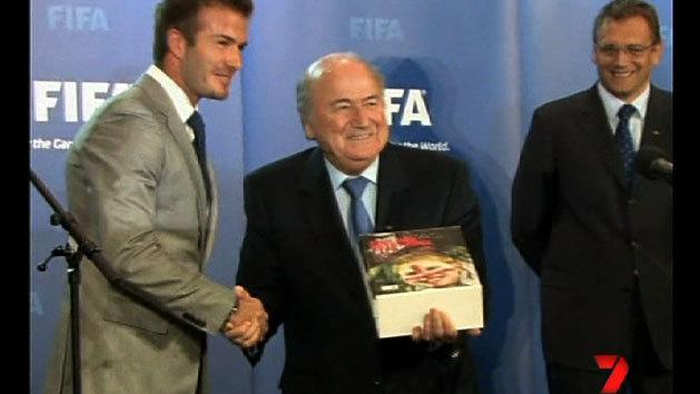 FIFA corruption claims