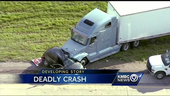Teenager dies in Cass County wreck