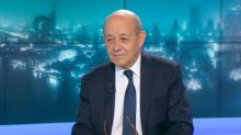 """Syrie: Le Drian dénonce """"la manipulation permanente"""" de la Russie"""