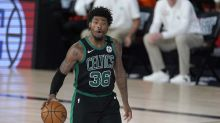 Report: Celtics teammates Marcus Smart, Jaylen Brown engaged in 'heated' confrontation after Game 2 loss
