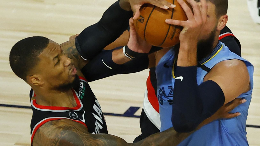 Blazers oust Grizzlies, will meet Lakers in playoffs