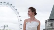 La bella más bella de Londres: Emma Watson y la moda Spain