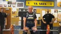 Powerlifting Senior Citizen