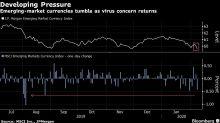 Stocks Pare Losses, Yuan Fluctuates on Virus News: Markets Wrap
