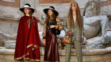 Gucci Embraces Pro-Choice References Throughout Cruise Collection