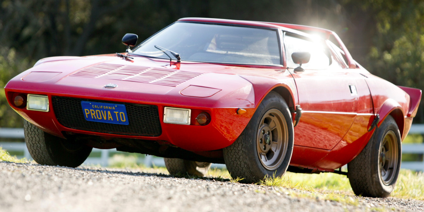 Here Are All The Cars You'd Swap a Ferrari F40 Engine Into