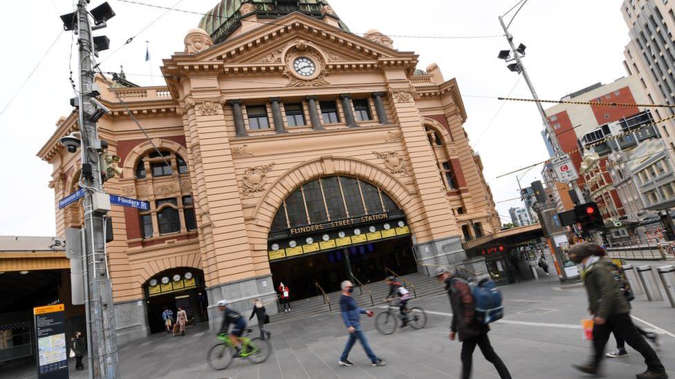 Covid in Australia: Melbourne to exit 112-day lockdown