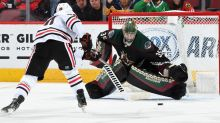 Report: Blackhawks have 'asked about' Coyotes goaltender Darcy Kuemper