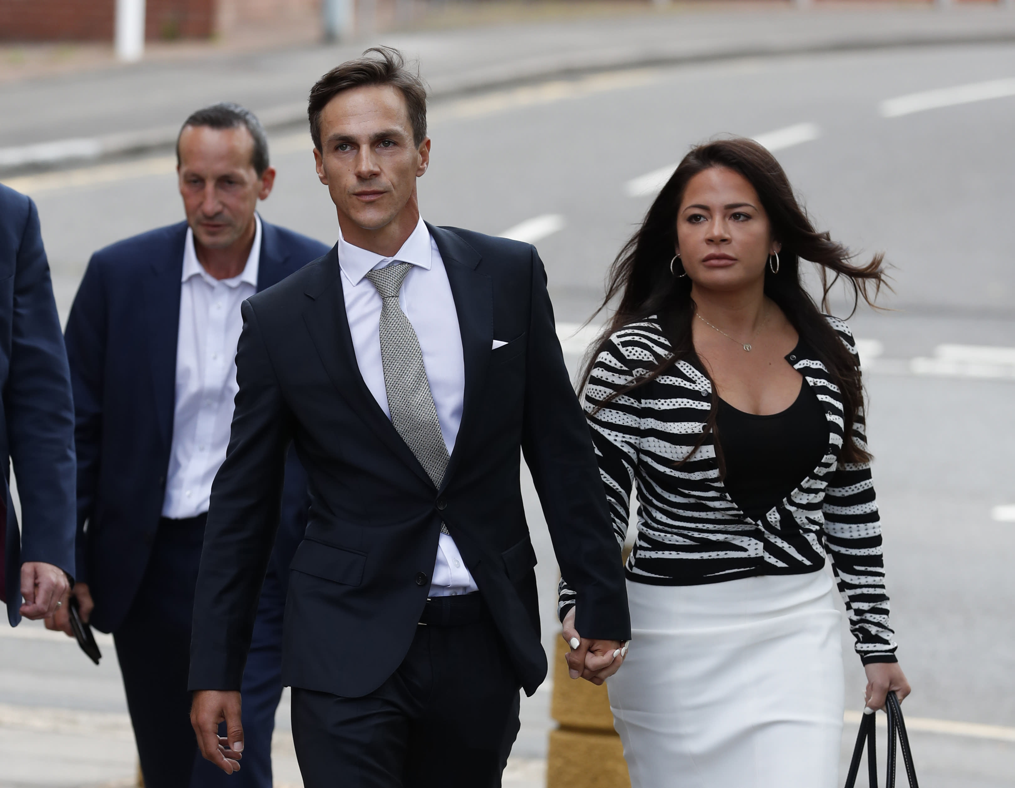 Olesen to face trial on sexual assault charges